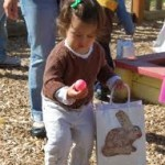 Christian Preschool Easter Egg Hunt