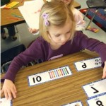 Kindergarten Readiness Skills are practice by four year olds
