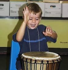 Drum Circle Fun!