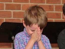 Praying hands for christian schoo preschooler nursery school